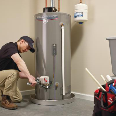 Kentucky hot water heater replacement